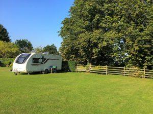 Caravan site example