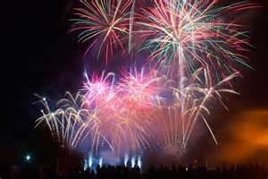 Newton Aycliffe Fireworks