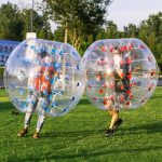 Bubble ball equipment