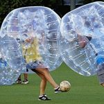 Bubble ball match