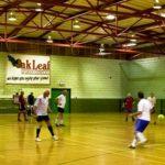 Indoor sports hall