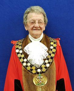 Mayor Councillor Mrs. Mary Dalton