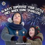 Sparklers Fire Safety
